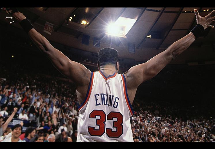 Felices 55 Patrick Ewing