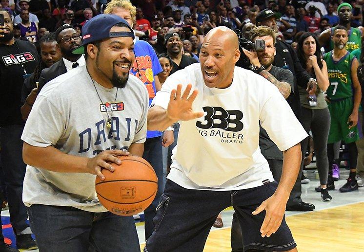 La batalla entre Ice Cube y LaVar Ball