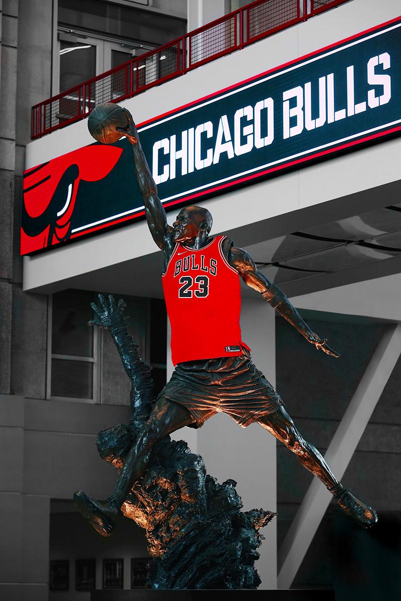 El uniforme rebelde de los Bulls