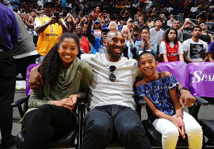 Kobe habló de la WNBA