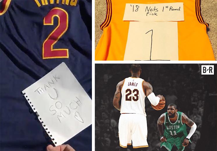 Reacciones y memes a la catafixia entre Celtics y CavsReacciones y memes a la catafixia entre Celtics y Cavs