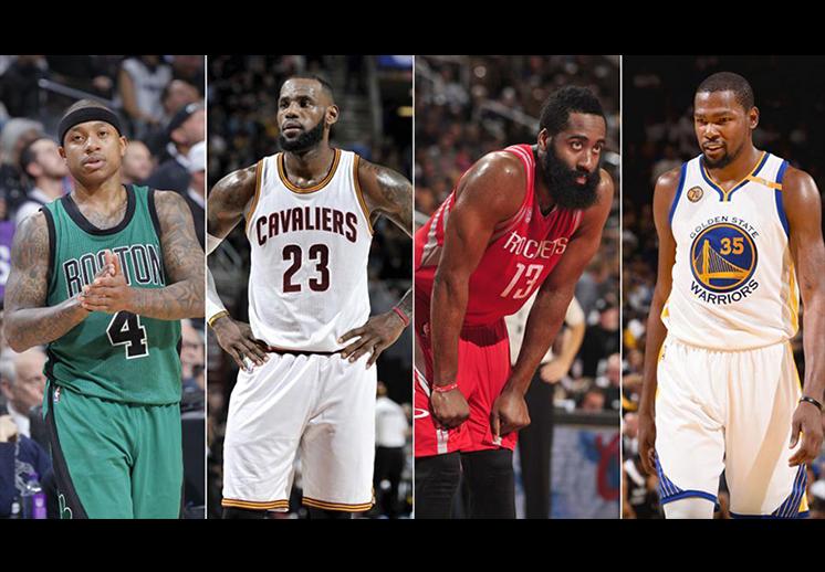 Lo que deben saber sobre la temporada 2017-18 de la NBA
