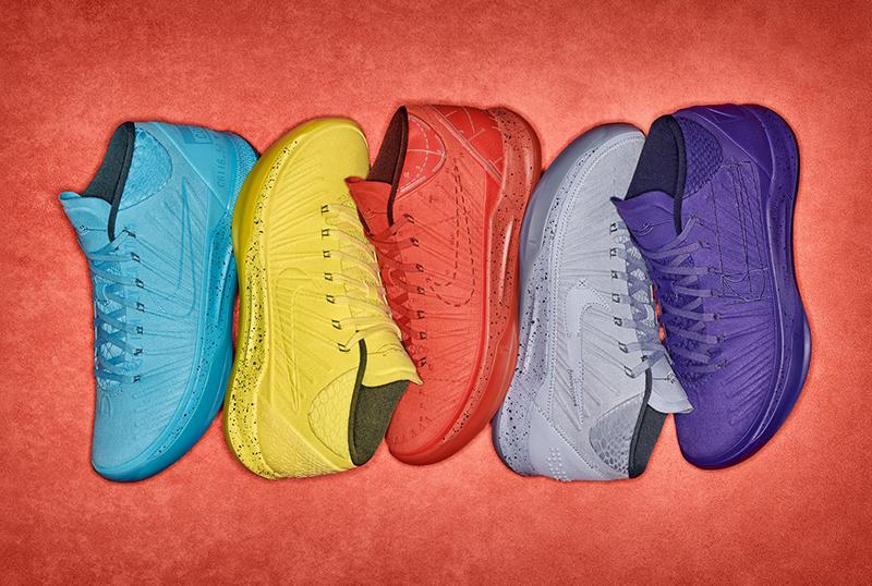 Nike revive la Mamba Mentality foto 2