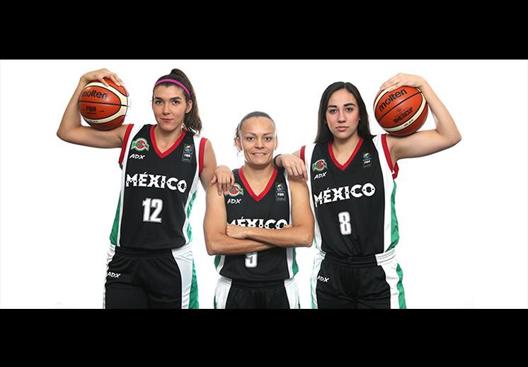 Inicia el camino al mundial para la Selección Femenil de basquetbol