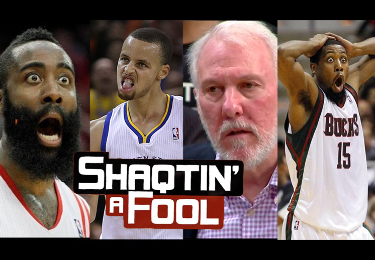¿Has visto Shaqtin' a Fool?