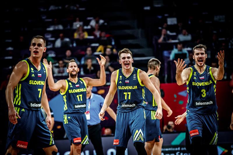 Eslovenia da la gran sorpresa en el Eurobasket