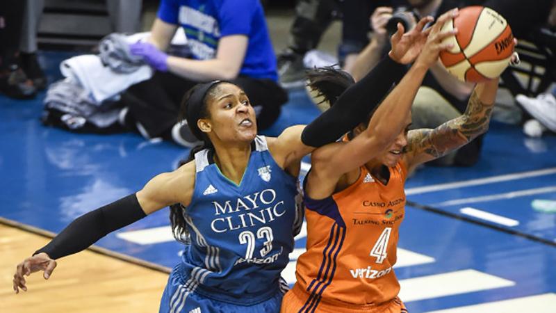 Bienvenidos los playoffs de la WNBA