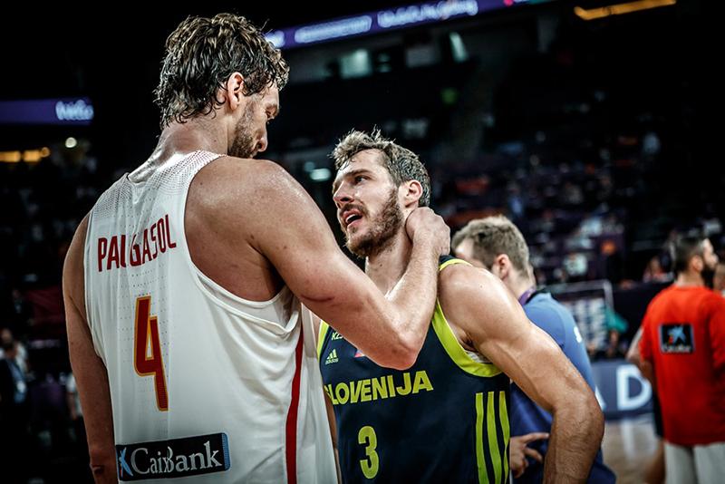 Eslovenia da la gran sorpresa en el Eurobasket foto 2