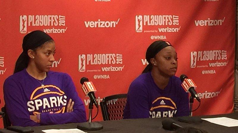 Sparks y Linx con ventaja en los playoffs de la WNBA foto 2