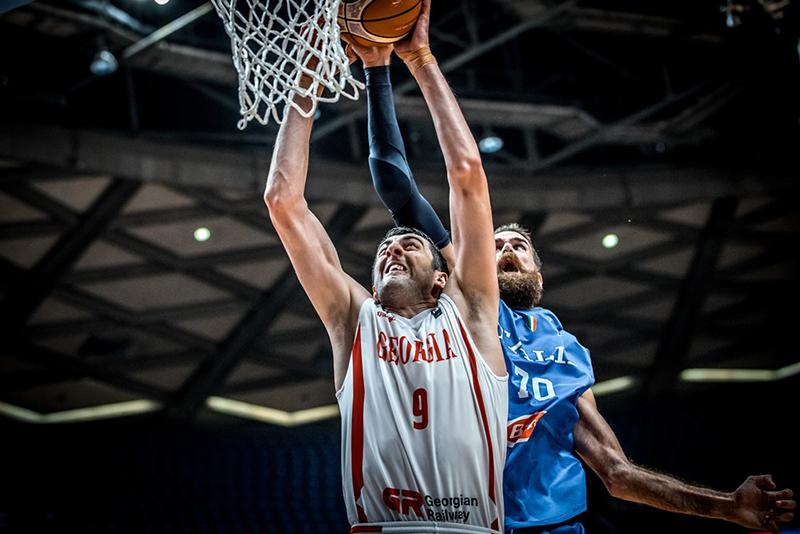 Las mejores jugadas del día en el Eurobasket foto 1