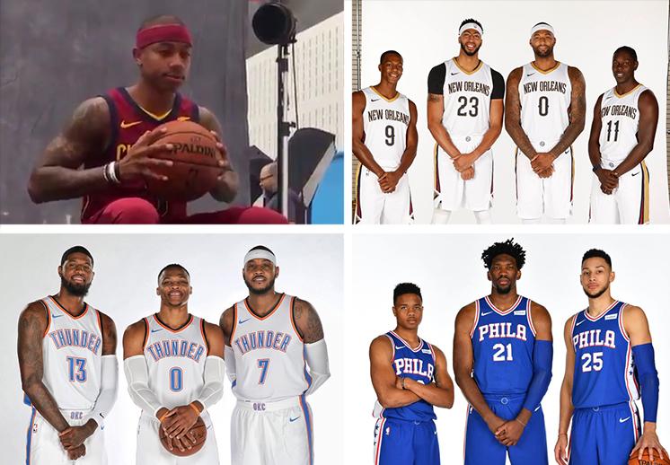 Los mejor del día de medios de la NBA