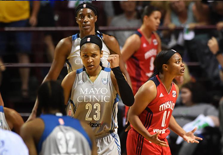 Sparks y Lynx repiten en la final de la WNBA