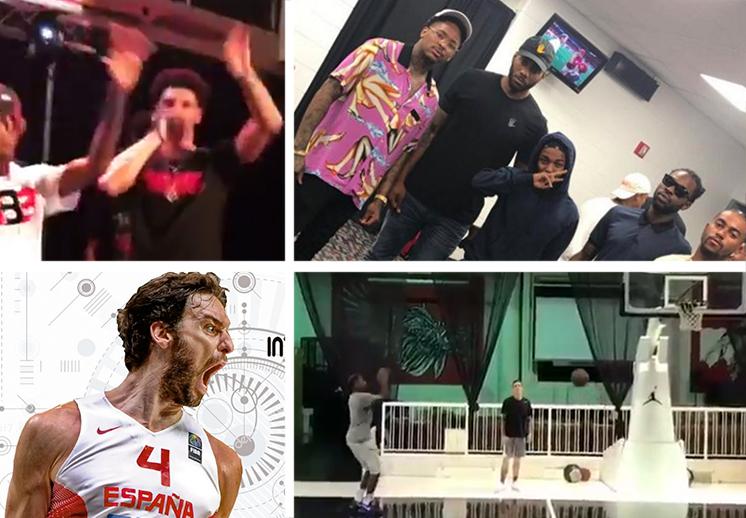 Canasteando edición la NBA en México