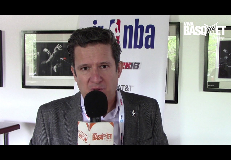Los planes de NBA México