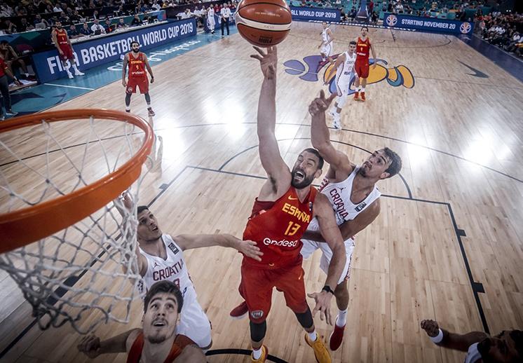España celebra con victoria en el Eurobasket