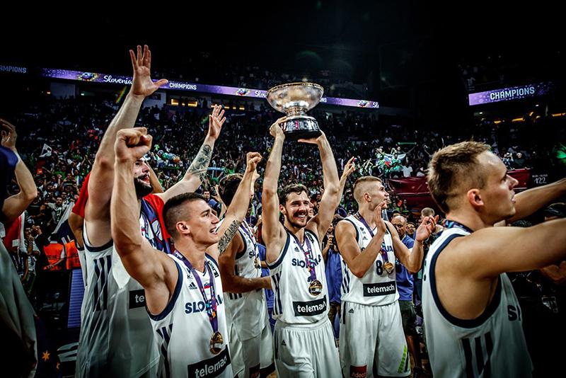 Eslovenia dio la sorpresa en el eurobasket 2017