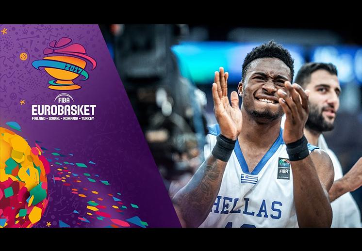 Las mejores jugadas del día en el Eurobasket