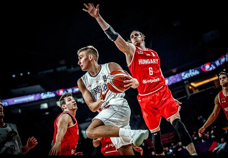 Se arman los cuartos de final en el Eurobasket