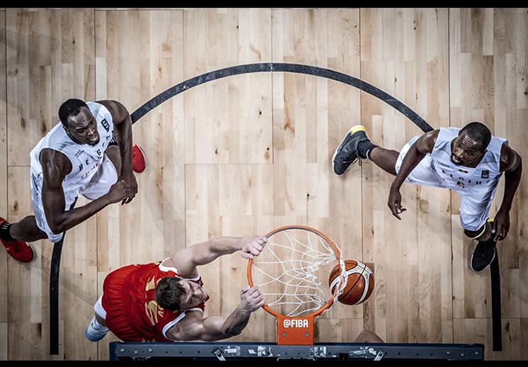 thumbnail. Porzingis y Mozgov encabezan el Top 5 del Eurobasket