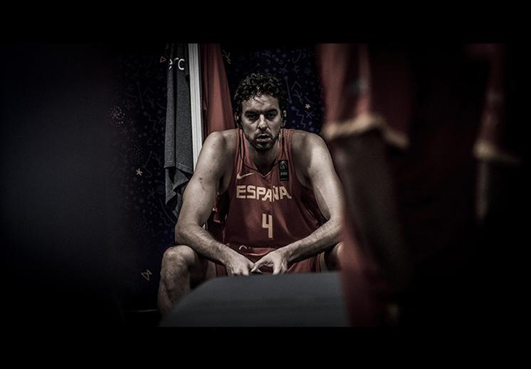 Una leyenda en el eurobasket llamada Pau Gasol foto 2