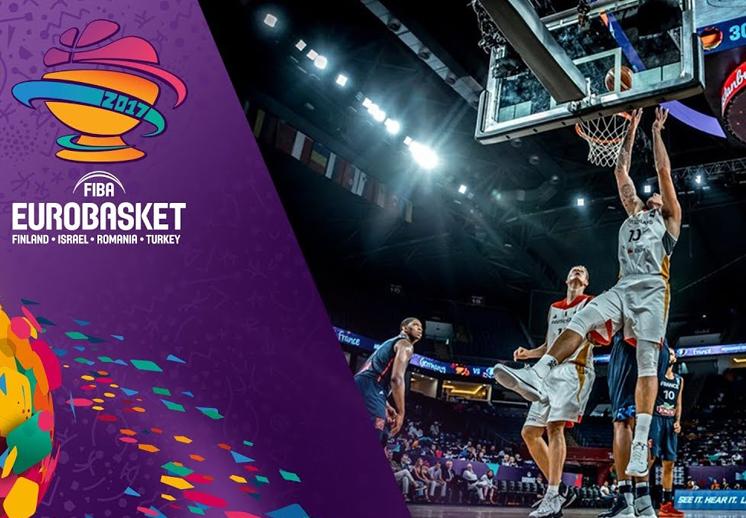 Las mejores jugadas del Eurobasket