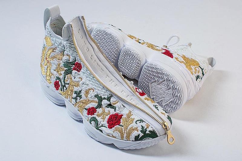 Los XV de LeBron James y Nike foto 3