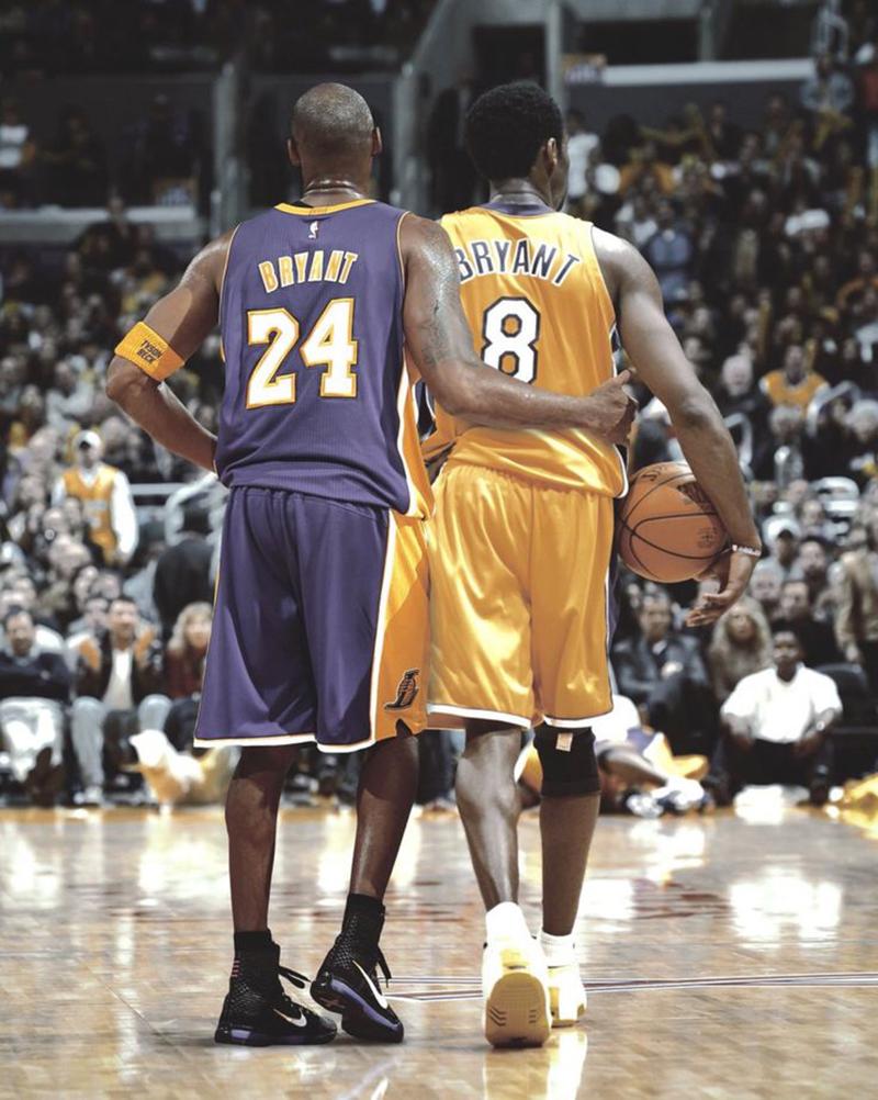 Kobe Bryant hace historia en la NBA