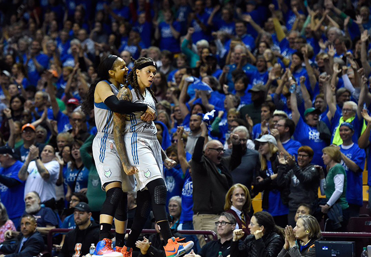 La emocionante final de la WNBA