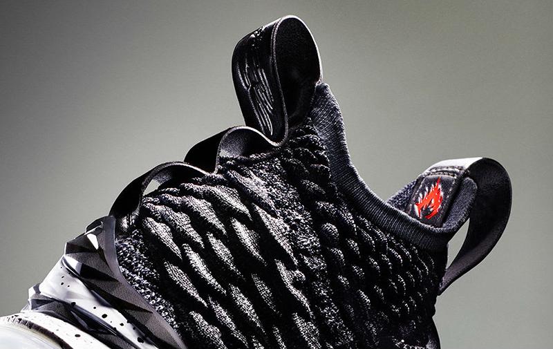 Los XV de LeBron James y Nike