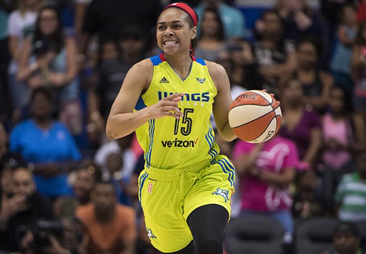 Lo mejor de las novatas de la WNBA