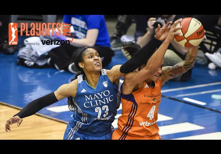 Bienvenidos los playoffs de la WNBA foto2