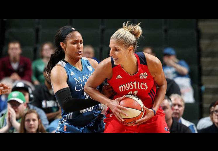 Mystics y Mercuy a semifinales de la WNBA