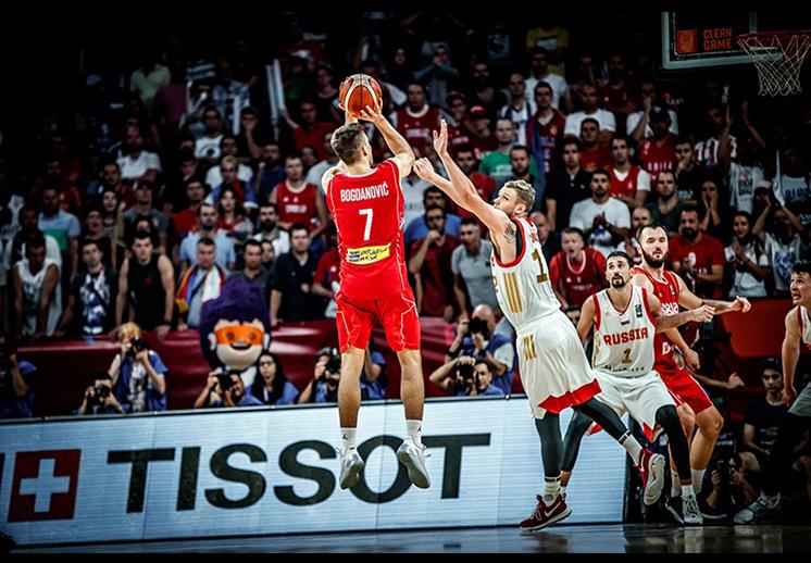 Serbia va por el título del Eurobasket