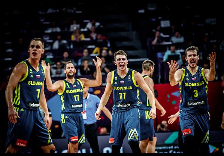 Eslovenia da la gran sorpresa en el Eurobasket foto 3