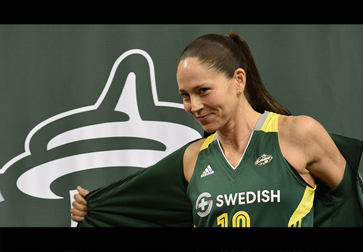 Sue Bird sigue haciendo historia
