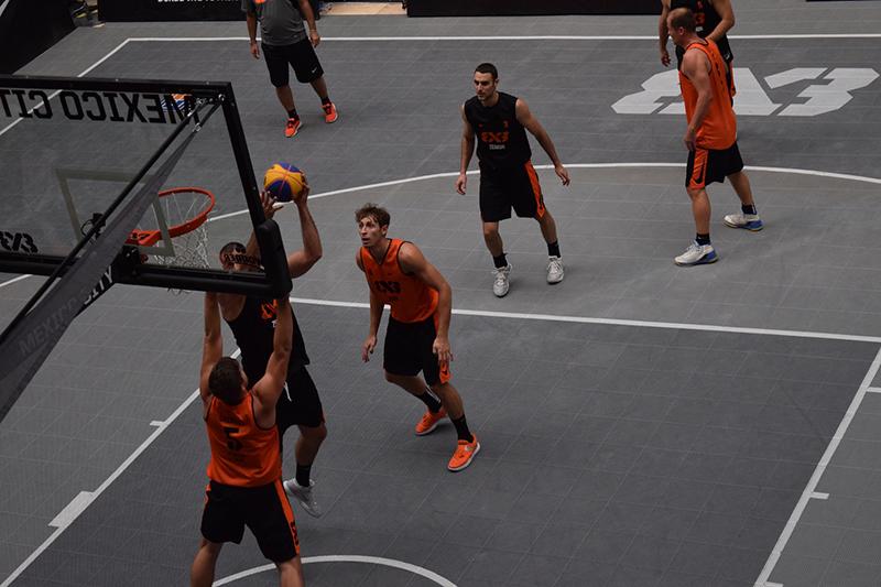 La gira FIBA 3X3 aterrizó a la CDMX foto 5