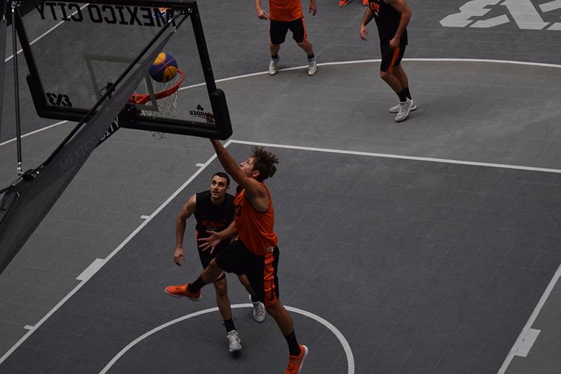 La gira FIBA 3X3 aterrizó a la CDMX foto 2