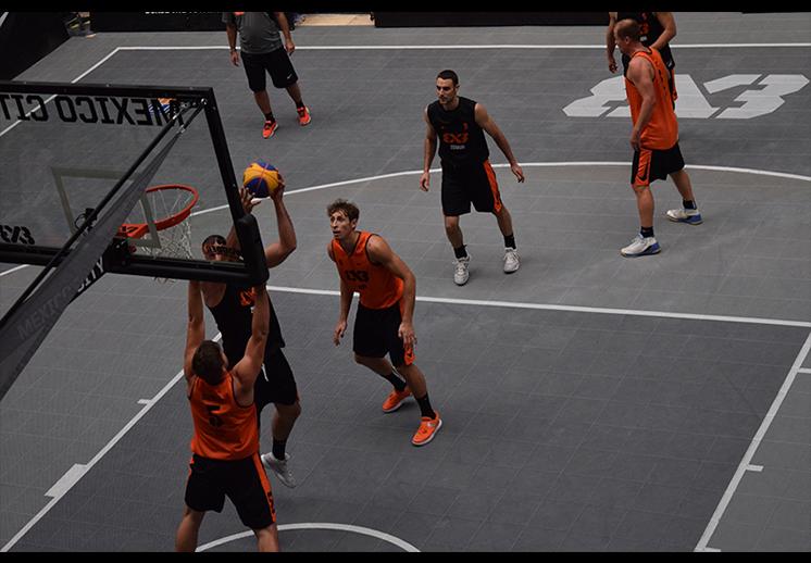 La gira FIBA 3X3 aterrizó a la CDMX foto 7