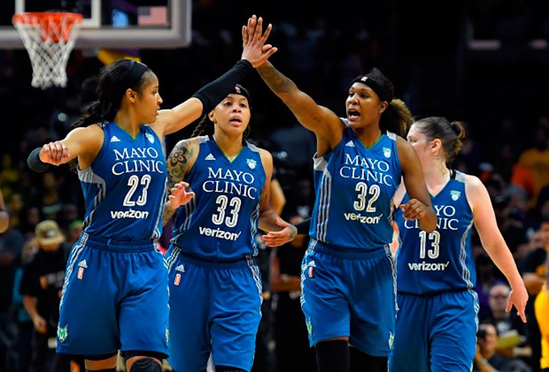 Las Finales de la WNBA se van al quinto juego foto 2
