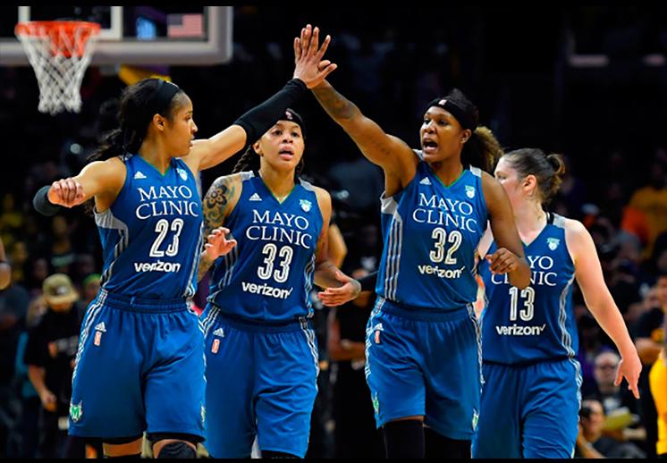 Las Finales de la WNBA se van al quinto juego