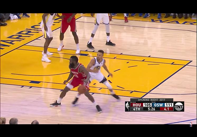Los Rockets arruinaron la fiesta de Warriors
