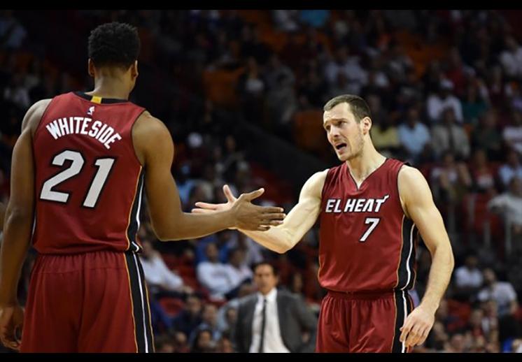 Miami Heat en inicio de temporada