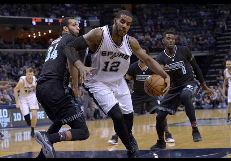 LaMarcus Aldridge y Spurs acuerdan extensión foto 2