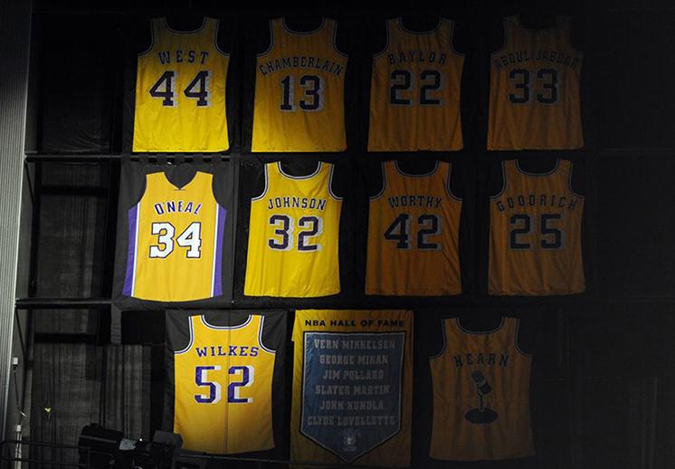 Los 3 números más veces retirados de la NBA foto 3
