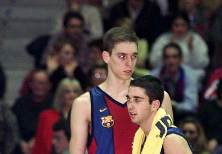 Juan Carlos Navarro, el ídolo catalán