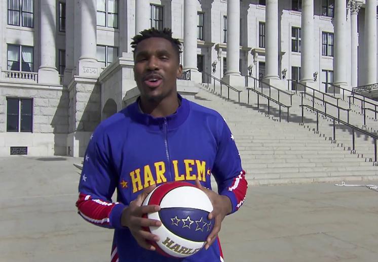 El último récord Guiness de los Harlem Globetrotters