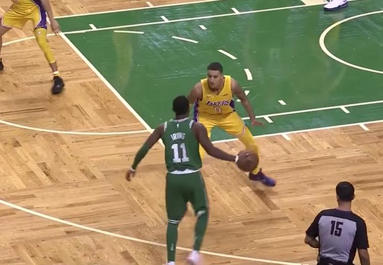 Los Celtics con kyrie irving parecen invencibles