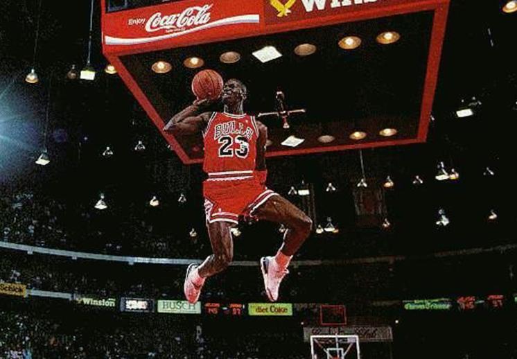 El recuerdo del duelo Jordan-Dominique en Chicago
