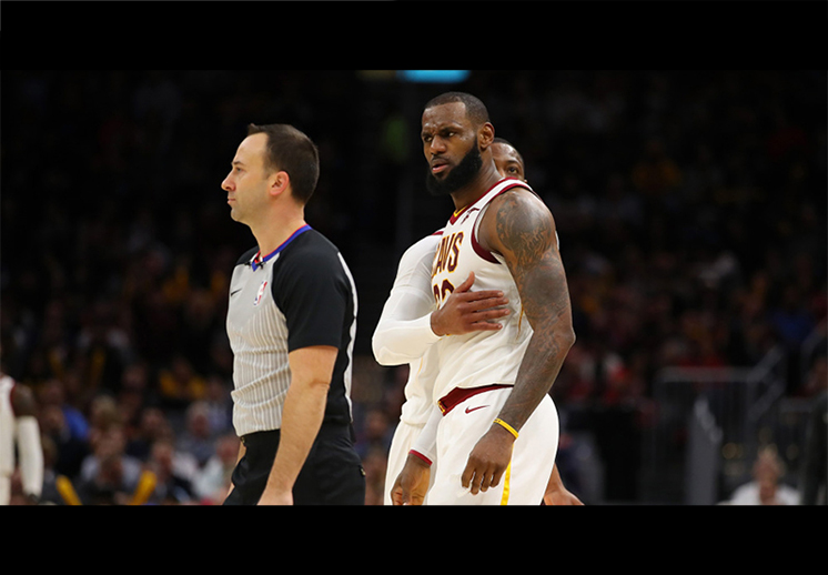 ¿LeBron a Sixers?