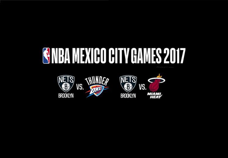 Los 25 Años de la NBA en México
